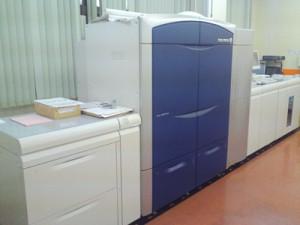 オンデマンド印刷機 C1000